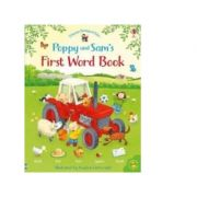 Poppy and Sam's First Word Book - Sam Taplin
