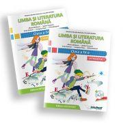 Limba si literatura romana. Manual pentru clasa a IV-a Semestrele I si II. Contine editia digitala - Mirela Mihaescu