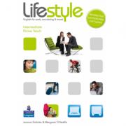 Lifestyle Intermediate Active Teach CD-ROM - Iwona Dubicka