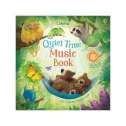 Quiet Time Music Book - Sam Taplin