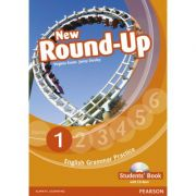 Round-Up 1, New Edition, Culegere pentru limba engleza, clasa III-a. With CD-Rom Pack
