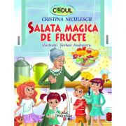 Salata magica de fructe - Cristina Niculescu