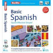 Spanish Berlitz Basic