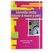 Subansambluri specifice mijloacelor de masurare si control - Manual pentru clasa a XII-a