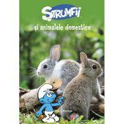 Strumfii si animalele domestice