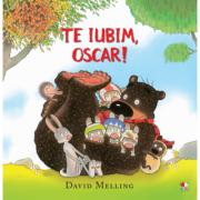 Te iubim, Oscar! - David Melling