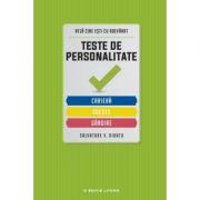 Teste de personalitate: Cariera, succes, gandire - Salvatore V. Didato