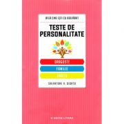 Teste de personalitate: Dragoste, familie, emotii - Salvatore V. Didato