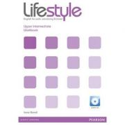 Lifestyle Upper Intermediate Workbook with Audio CD - Irene Barrall