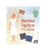 Wartime Fashion to Colour - Rosie Hore