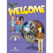 Welcome 3, Student's Book. Manual limba engleza, pentru clasa a V-a, ( Elizabeth Gray)
