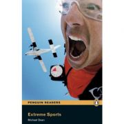 Level 2: Extreme Sports Book and MP3 Pack - Michael Dean