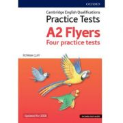 Cambridge English Qualifications Practice Tests A2 Flyers Four practice tests