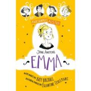 Awesomely Austen - Illustrated and Retold: Jane Austen's Emma - Katy Birchall, Jane Austen