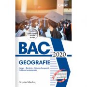 Bacalaureat 2020 Geografie - Octavian Mandrut