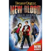 Beast Quest: New Blood - Adam Blade