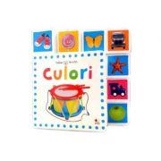 Bebe invata. Culori