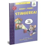 BEDE CITIT USOR. NIVELUL 2. Benny si Penny: Stingerea! volumul 4 - Geoffrey Hayes