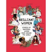 Brilliant Women - Georgia Amson-Bradshaw