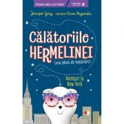 Calatoriile Hermelinei. Aventuri la New York - Jennifer Gray