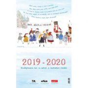 Calendarul ilustratorilor romani 2019-2020