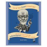 Ce-ar face Freud in locul tau? Cum ar rezolva cei mai mari psihoterapeuti problemele tale cotidiene - Sarah Tomley