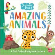 Chatterbox Baby: Amazing Animals - Pat-A-Cake