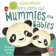 Clap Hands: Here Come the Mummies and Babies - Pat-A-Cake