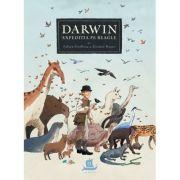 Darwin. Expeditia pe Beagle - Fabien Grolleau, Jérémie Royer