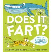 Does It Fart? - Nick Caruso, Dani Rabaiotti