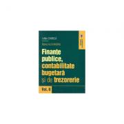 Finante publice, contabilitate bugetara si de trezorerie, volumul II- Lefter Chirica, Banut Alexandru