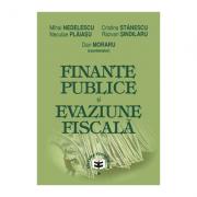 Finante publice si evaziune fiscala - Dan Moraru, Mihai Nedelescu, Cristina Stanescu, Neculae Plaiasu, Razvan Sindilaru