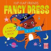 Flip-Flap Friends: Fancy Dress - Pat-a-Cake