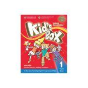 Kid's Box Level 1 Pupil's Book British English - Caroline Nixon, Michael Tomlinson
