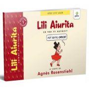 BEDE CITIT USOR. NIVELUL 1. Lili Aiurita: Ce voi fi astazi? volumul 2 - Agnes Rosenstiehl