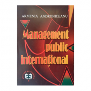 Management public international - Armenia Androniceanu