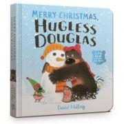 Merry Christmas, Hugless Douglas Board Book - David Melling
