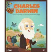 Micii mei eroi. Charles Darwin - Javier Alonso Lopez