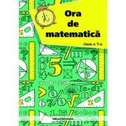 Ora de matematica clasa a V-a semestrul I - Petre Nachila