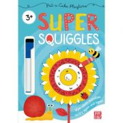 Pat-a-Cake Playtime: Super Squiggles - Pat-a-Cake