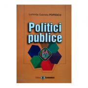 Politici publice - Luminita Gabriela Popescu