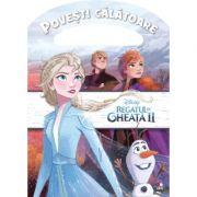 Regatul de gheata II. Povesti calatoare - Disney