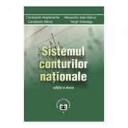 Sistemul conturilor nationale - Constantin Anghelache, Alexandru Isaic-Maniu