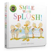 Smile with Splosh Board Book - David Melling