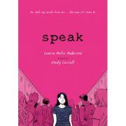 Speak - Laurie Halse Anderson