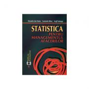 Statistica pentru managementul afacerilor. Editia a II-a - Alexandru Isaic-Maniu, Constantin Mitrut, Vergil Voineagu