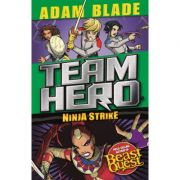 Team Hero: Ninja Strike - Adam Blade