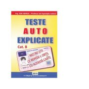 Teste auto explicate. Categoria B - Ion Herea
