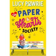 The Paper & Hearts Society - Lucy Powrie