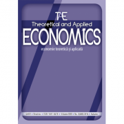 Theoretical and Applied Economics. Economie Teoretica si Aplicata nr. 4 - 2016